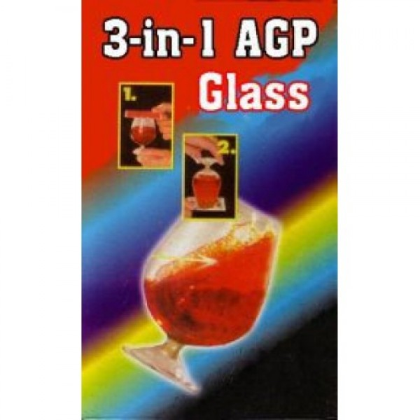 3-in-1 Antigravity Production Glass