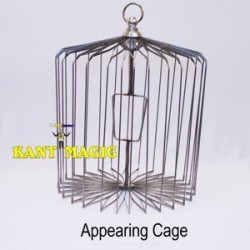APPEARING BIRD CAGE SMALL - STEEL