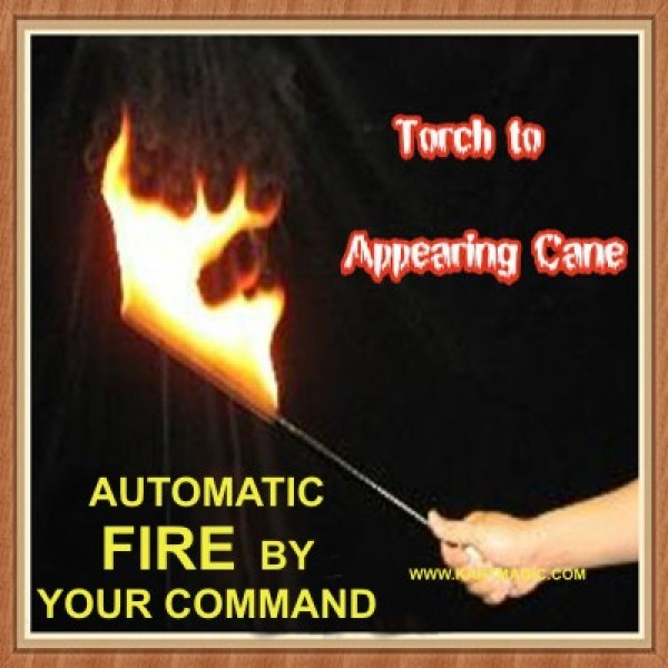 AUTO TORCH TO APPEARING CANE (AUTO-IGNITION)