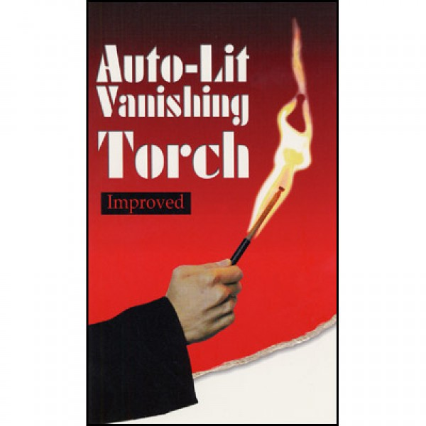 AUTO-LIT VANISHING TORCH - IMPORTED