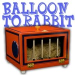 BALLOON TO RABBIT BOX