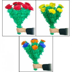 BLOOMING BOUQUET - TRIPLE (8 FLOWERS)