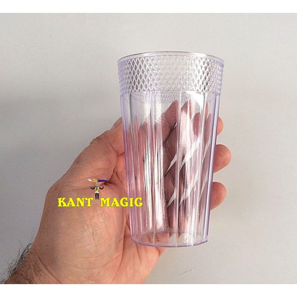BOTTOMLESS GLASS by Kant Magic