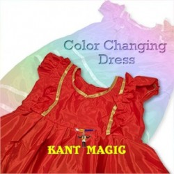 COLOR CHANGE DRESS