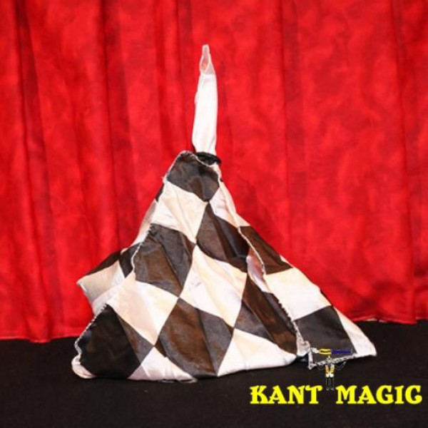 """Color Changing Hanky Chess Board 14"""" by Kant Magic"""