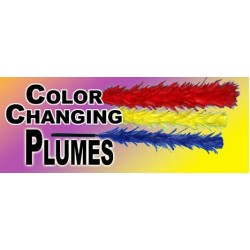 Color Changing Plumes 3 in 1