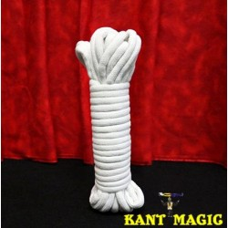Cotton Rope, White (50') by Mr. Magic - Trick