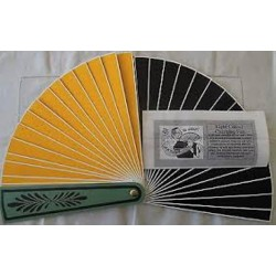 Color Changing Fan - Eight