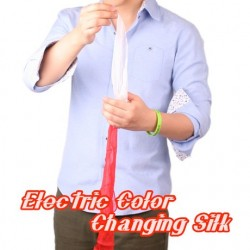 Electronic Color Changing Silk