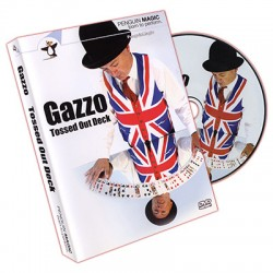 GAZZO TOSSED OUT DECK (DVD + DECK)
