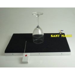 GLASS BREAKING TRAY PRO - REMOTE CONTROL (DELUXE)