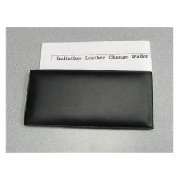IMITATION LEATHER CHANGE WALLET