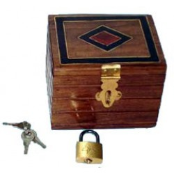Locked Box – New Inlaid
