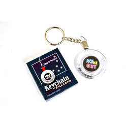 MAGIC COIN KEYCHAIN