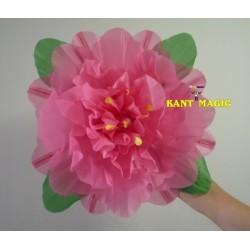 PEONY PRODUCTION FLOWER (PINK) - 43CM