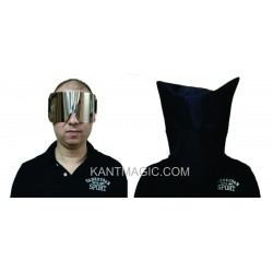 Stainless Steel Blindfold With Bag
