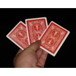 AUTOMATIC THREE CARD MONTE - SMALL POKER
