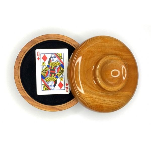 Card Change Pedestal – Wood Deluxe (Collector's Edition)