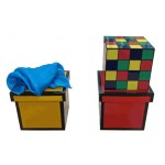 CUBE TRANSPOSITION BOXES
