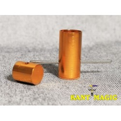 Cylinder Penetration Metal by Mr. Magic - Trick