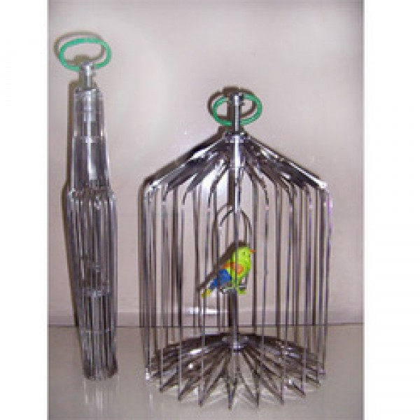 PRODUCTION BIRD CAGE - LARGE