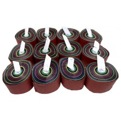 VINTAGE PRODUCTION COILS – MULTICOLORED